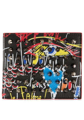CHRISTIAN LOUBOUTIN Cool Coin Wallet