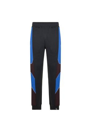 LANVIN Block Coloured Jogging Bottoms
