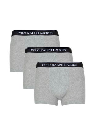 POLO RALPH LAUREN Three Classic Pouch Stretch Trunks