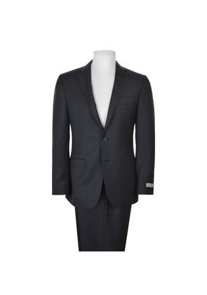 CANALI Milano Square Patterned Suit