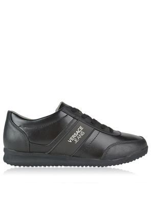VERSACE JEANS Logo Low Top Trainers
