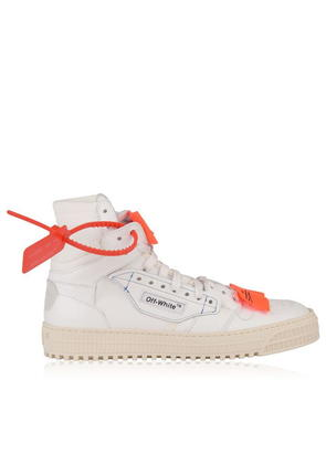 OFF WHITE 3.0 High Top Trainers