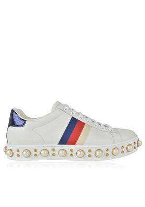 GUCCI Ace Studded Trainers