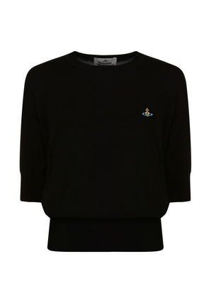 VIVIENNE WESTWOOD Classic Knitted T Shirt