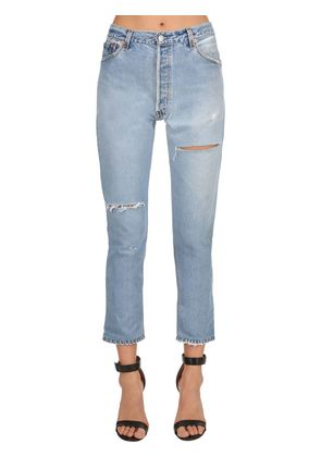 HIGH RISE LEVI'S VINTAGE DENIM JEANS