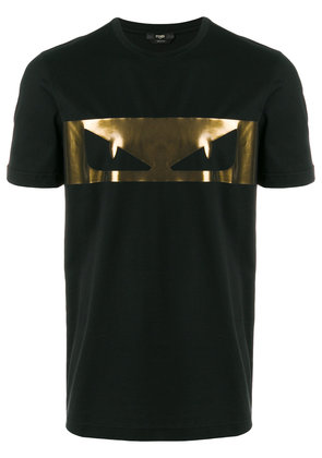 Fendi Bag Bugs T-shirt - Black
