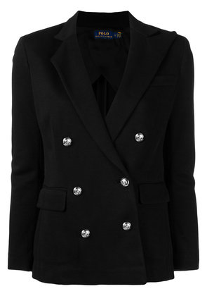 Polo Ralph Lauren double-breasted blazer - Black