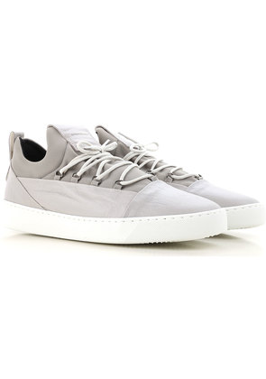 Alexander Smith Sneakers for Men On Sale, Grey, Leather, 2017, 8 9
