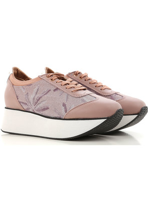 Alexander Smith Sneakers for Women On Sale, Mauve, Leather, 2017, 3.5 5.5 6.5 7.5