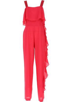 Dress for Women, Evening Cocktail Party On Sale, fuxia, polyester, 2017, 10 12 8 Pinko