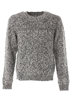 Valentino Sweater for Men Jumper On Sale in Outlet, Black, Wool, 2017, M S