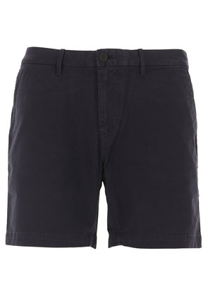 Burberry Shorts for Men On Sale in Outlet, Blue Navy, Cotton, 2017, 40