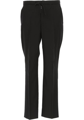 Pants for Men On Sale, Black, polyester, 2017, 30 32 34 36 Maison Martin Margiela
