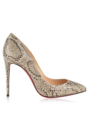 CHRISTIAN LOUBOUTIN Pigalle Court Heels