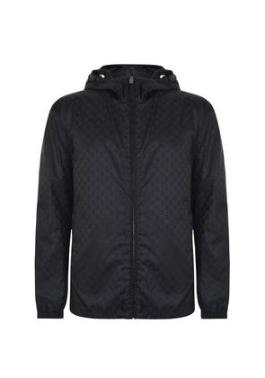 GUCCI Gg Hooded Shell Jacket