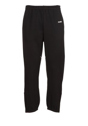 OVERSIZED TAPED COTTON TRACK PANTS