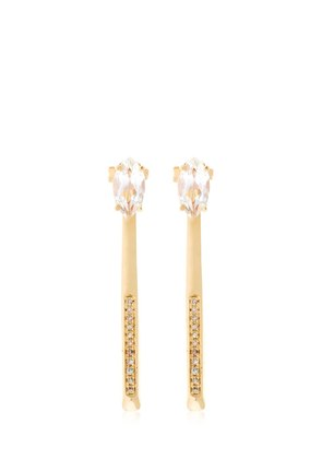 GIGLIO TIGRE - PROSPERITY GOLD EARRINGS