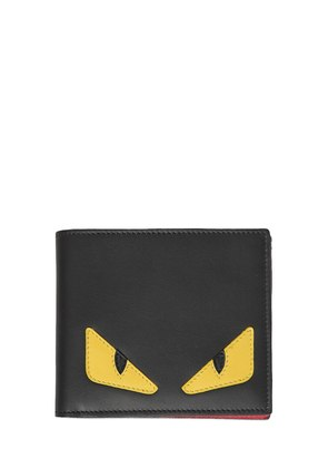 MONSTER SMOOTH LEATHER CLASSIC WALLET