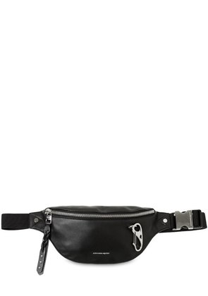 LEATHER BELT PACK WITH HOOK