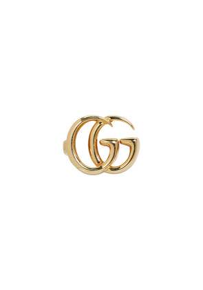 Gucci Gold Single GG Clip-On Earring