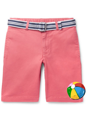 Polo Ralph Lauren - Boys Ages 2 - 6 Stretch-cotton Twill Shorts