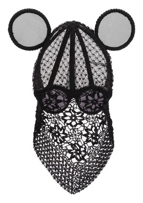 MICKEY HEAD MASK SUNGLASSES W/ VEIL