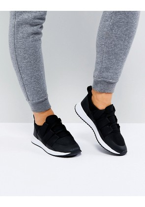 ASOS DYLAN Trainers - Black