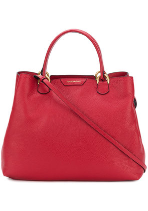 Emporio Armani Beverly large tote - Red