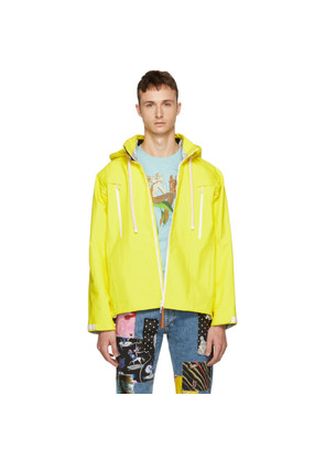 Loewe Yellow Paula's Ibiza Edition Jacket