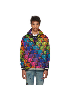 Gucci Black Panther Face Track Jacket