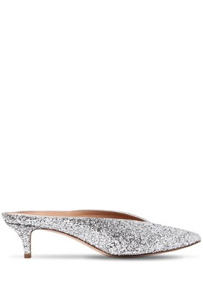 30MM NIEVES GLITTERED MULES