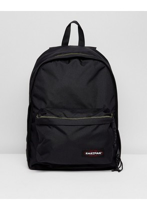 Eastpak Out Of Office Backpack with Contrast Stitching 27L - Black