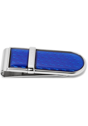 Le Petit Prince Stainless Steel And Lacquer Money Clip