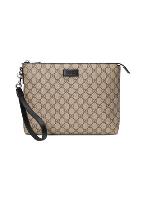 Gucci GG Supreme men's bag - Nude & Neutrals