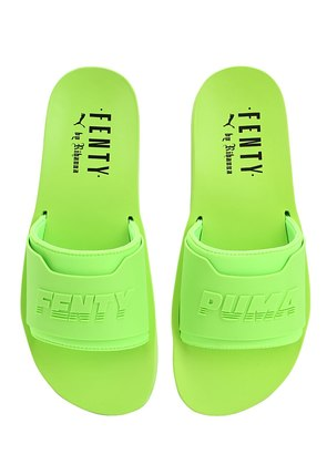 SURF RUBBER SLIDE SANDALS