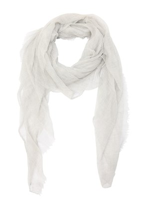 LIGHT CASHMERE GAUZE SCARF