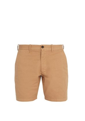 Tommy cotton chino shorts