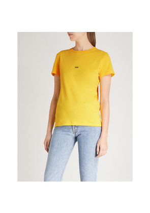 Taxi cotton-jersey T-shirt