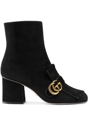 Gucci Suede ankle boots - Black