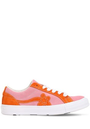 ONE STAR GOLF LE FLEUR SUEDE SNEAKERS