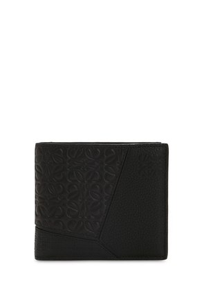 PUZZLE LEATHER WALLET