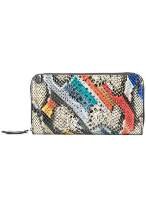 Paul Smith Snake Swirl wallet - Multicolour