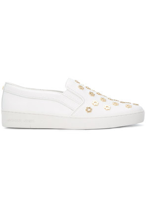 Michael Michael Kors Keaton slip-on sneakers - White