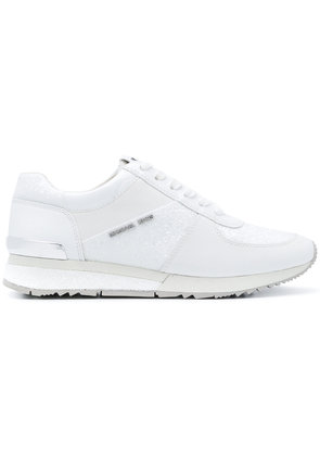 Michael Michael Kors Allie wrap sneakers - White