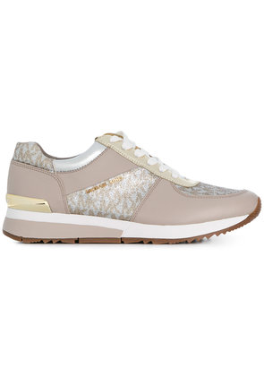 Michael Michael Kors Allie sneakers - Metallic