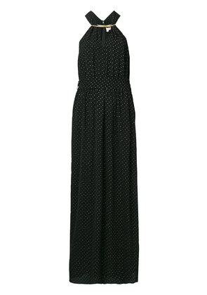 Michael Michael Kors dotted gown - Black