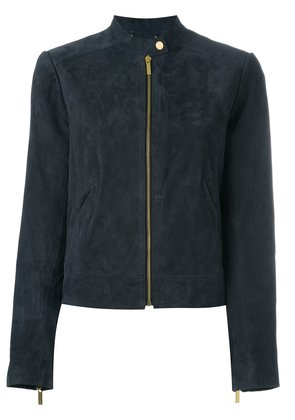 Michael Michael Kors zipped bomber jacket - Blue