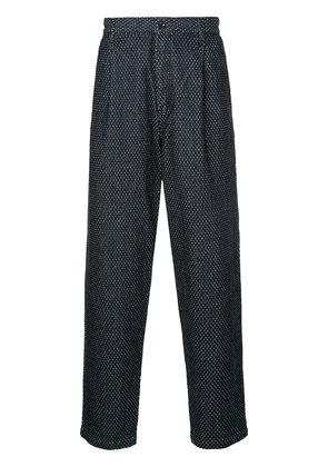 Fdmtl loose fit trousers - Blue