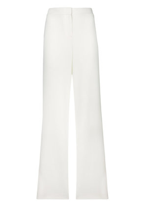 Theory wide leg trousers - White