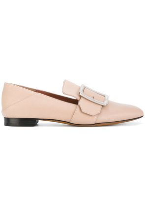Bally buckle loafers - Nude & Neutrals